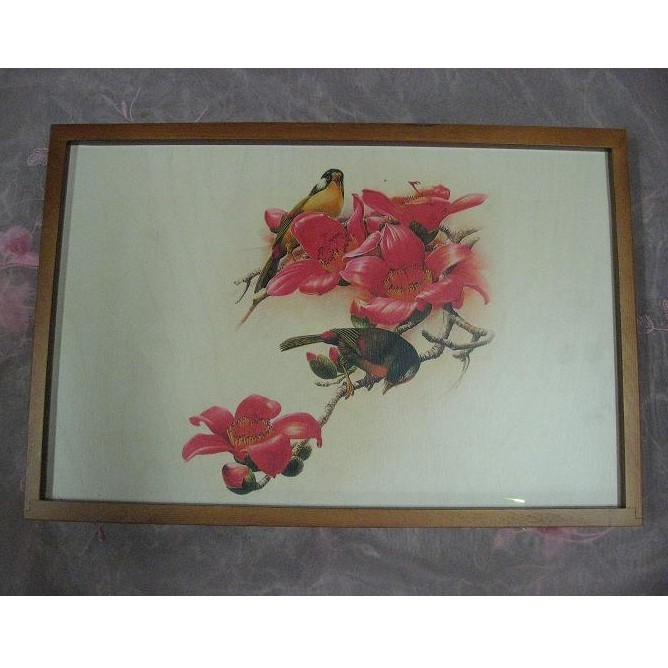 Столик для завтрака в кровати «Птицы Счастья»