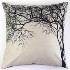 Декоративная наволочка Дерево