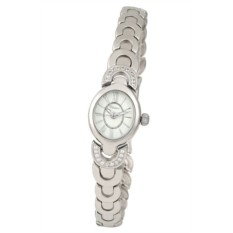 Наручные женские часы Паула 925* 78706.220 с серебром.