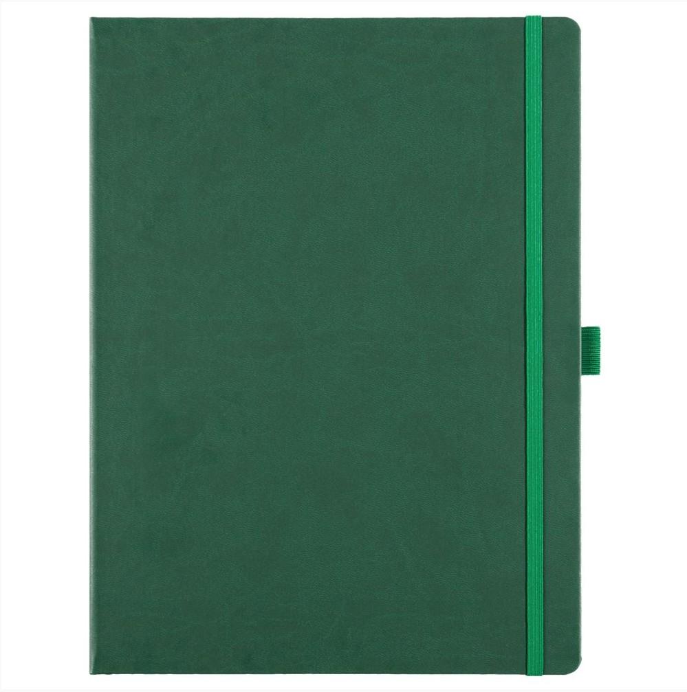 Зеленый блокнот в линейку Freenote Mini