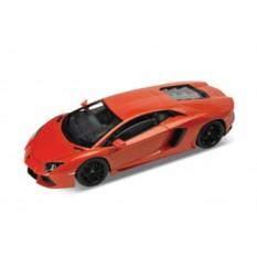 Модель машины Lamborghini Aventador от Welly