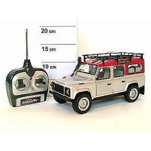 Радиоуправляемая машина Land Rover Defender