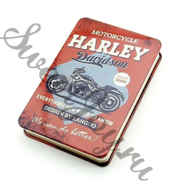 Блокнот Harley-Davidson