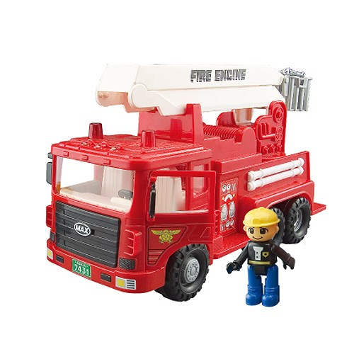 Игрушечная машина Daesung Машина пожарная MAХ
