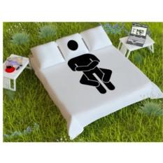 Комплект постельного белья Sex