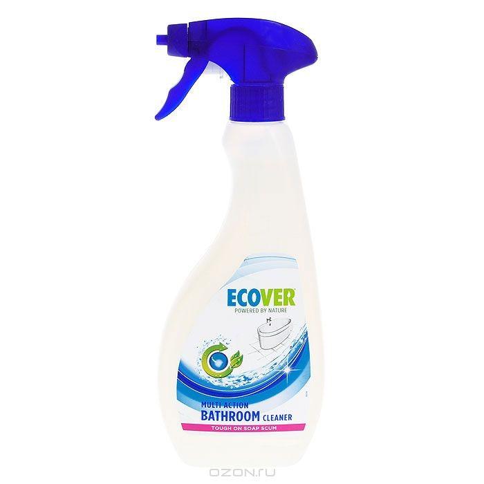 Экологический спрей Ecover Океанская свежесть для ванной комнаты , 500 мл