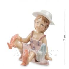 Фигурка Маленькая модница (Pavone)