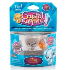 Фигурка - украшение Crystal Surprise