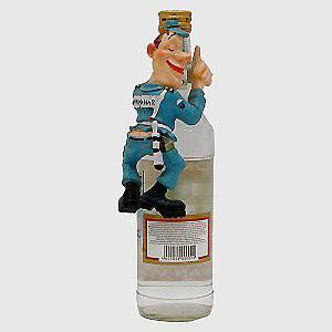 Насадка на бутылку Штрафная