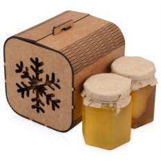 Подарочный набор с двумя видами мёда Taster