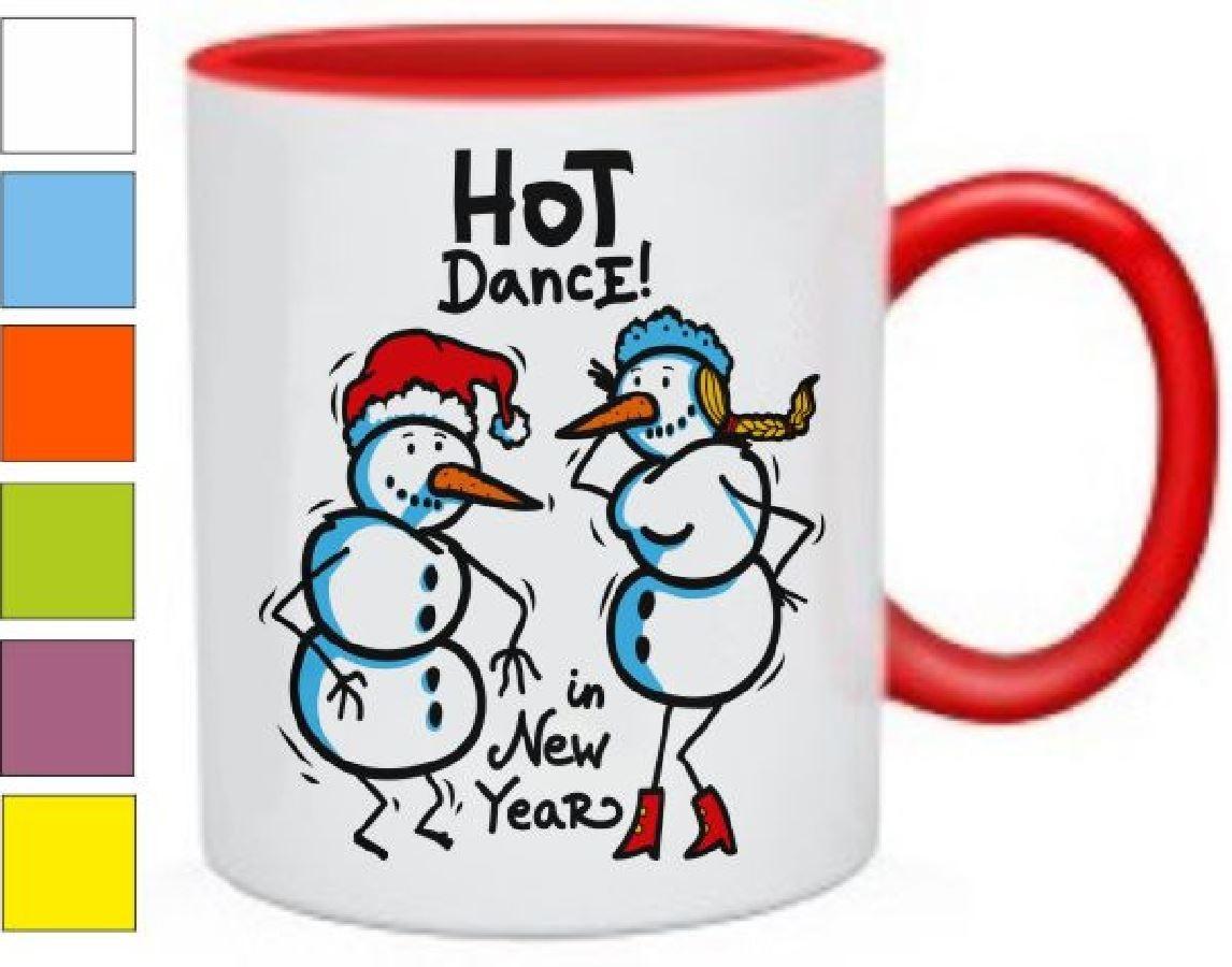 Кружка Hot dance