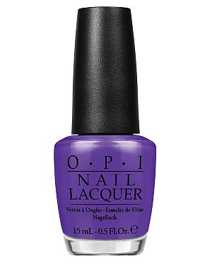 Лак для ногтей Lost My Bikini in Molokini,15 ml, OPI