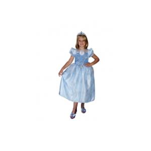 Карнавальный костюм «Золушка» с тиарой