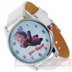 Детские наручные часы Маша и Медведь. Полет