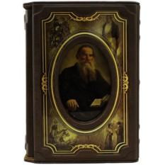Подарочная книга Толстой Л.Н. Война и мир