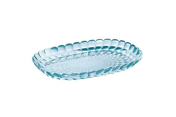 Голубой поднос Tiffany