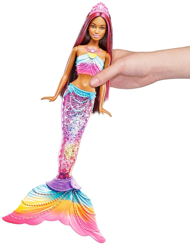 против фотки русалки куклы барби вырос