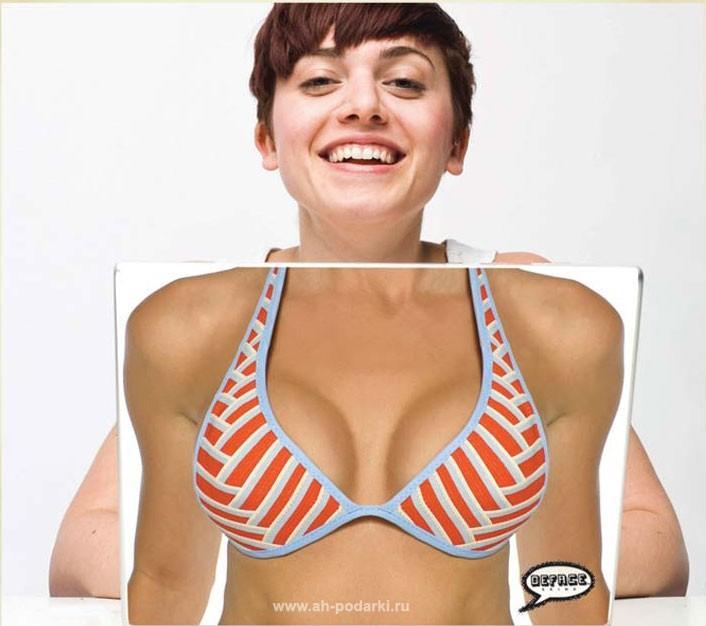Защитная наклейка на ноутбук Вторая кожа – пляж