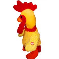 Поющая и танцующая игрушка Петух