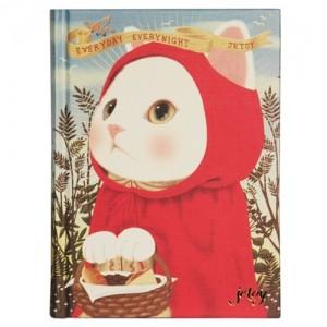 Ежедневник Everyday everynight diary (Red hood)