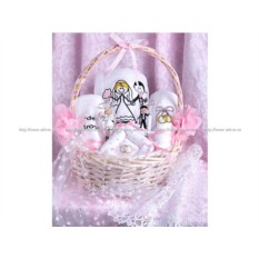 Подарочный набор для свадьбы Жених И Невеста