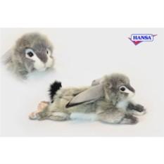 Мягкая игрушка Вислоухий заяц Hansa