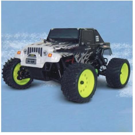 Радиоуправляемый внедорожник HSP CONQUER ET Off-road Jeep