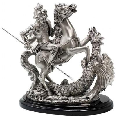 Скульптура Георгий Победоносец