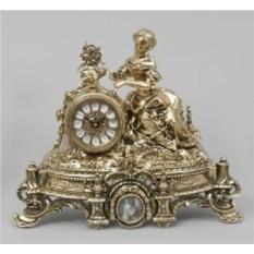 Часы-статуэтка Дама
