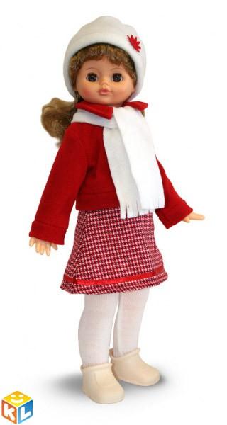 Озвученная и ходячая кукла Алиса 2, 55 см