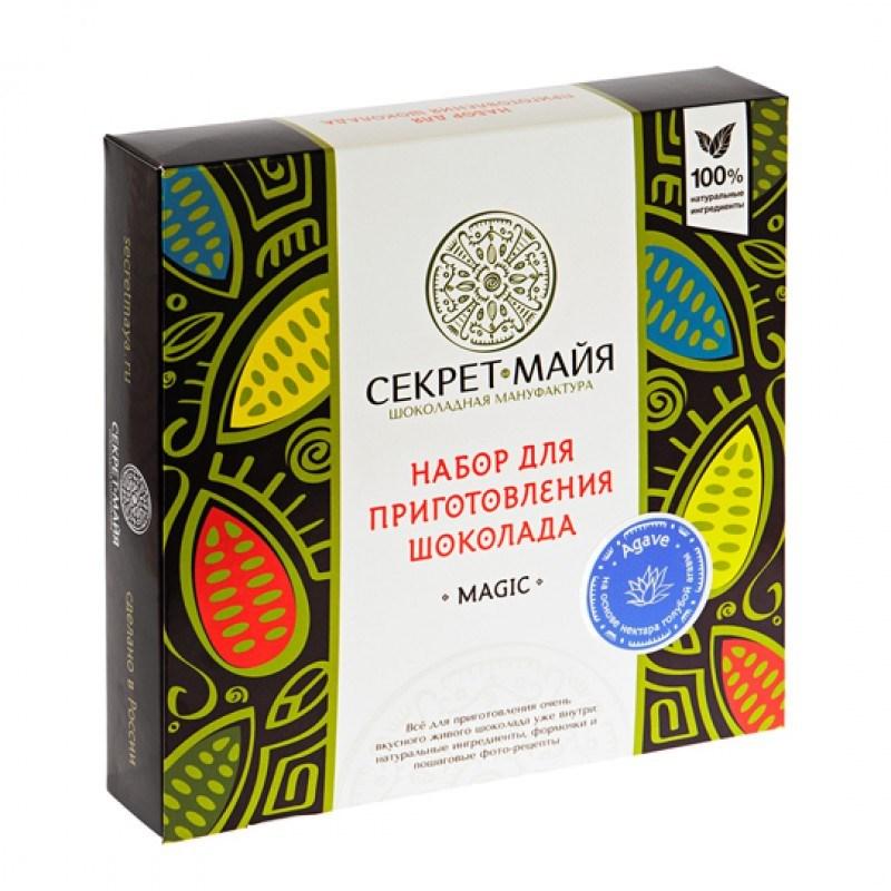 Набор для приготовления шоколада Magic Agave