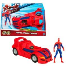 Фигурка Hasbro Автомобиль Человека-Паука 3-в-1