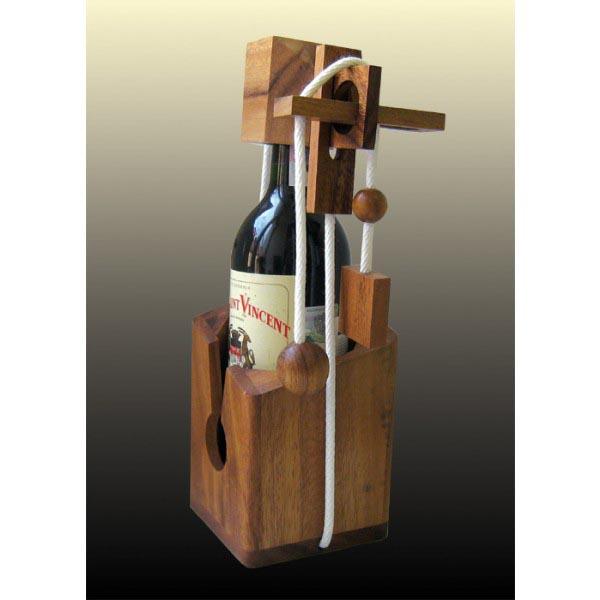 Головоломка дер «Открой бутылку»
