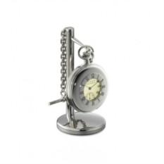 Набор подарочный: «Часы охотника» и подставка