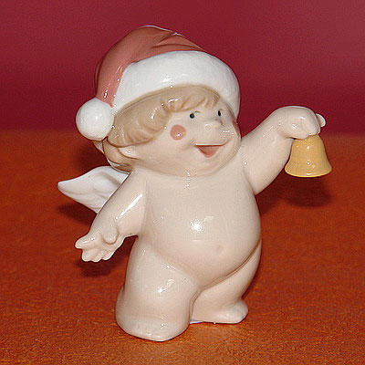 Статуэтка «Наглый Санта»