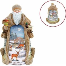 Новогодняя игрушка Дед Мороз G.DeBrekht