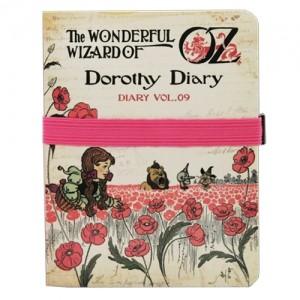 """Дневник """"Dorothy"""", глава 09 (мягкая обложка)"""