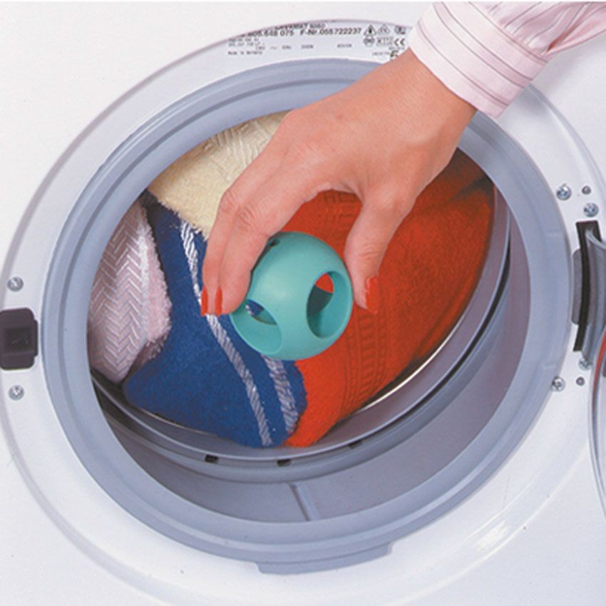 Магнитный шар для стирки и мытья посуды Wenko