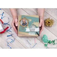 Фотонабор конфет ручной работы «План покорения мира»