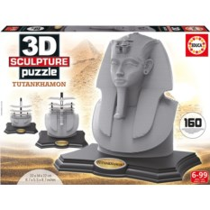 3D пазл Educa Фараон Тутанхамон