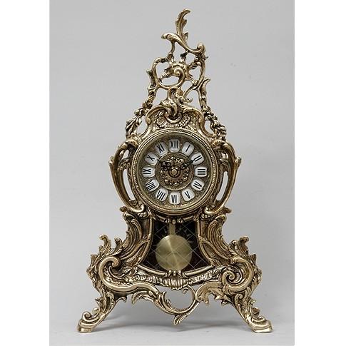 Часы каминные бронзовые с маятником Луис...