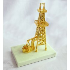 Настольный сувенир Нефтяная вышка