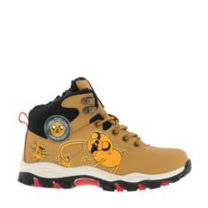 Коричневые ботинки Adventure Time