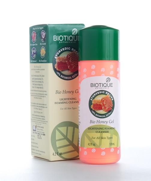 Гель для умывания с медом для всех типов кожи Bio Honey Gel