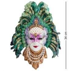Венецианская маска Перо павлина