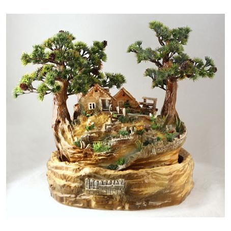 Фонтан «Лесной домик»
