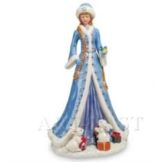 Статуэтка Снегурочка от Pavone