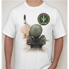 Футболка Ракетные войска стратегического назначения