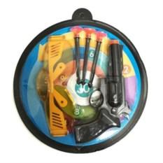 Пластмассовый игровой набор Оружие Полицейского с очками