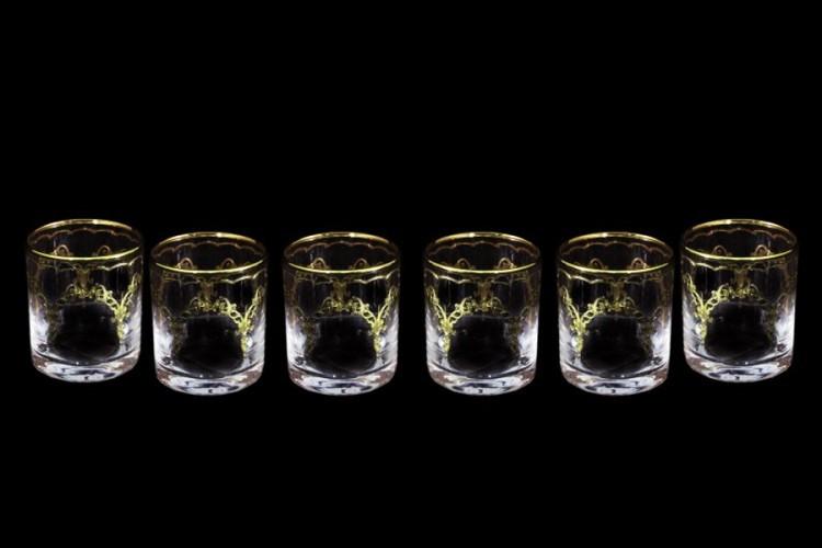 Подарочный набор из 6 стопок для водки Валлетта